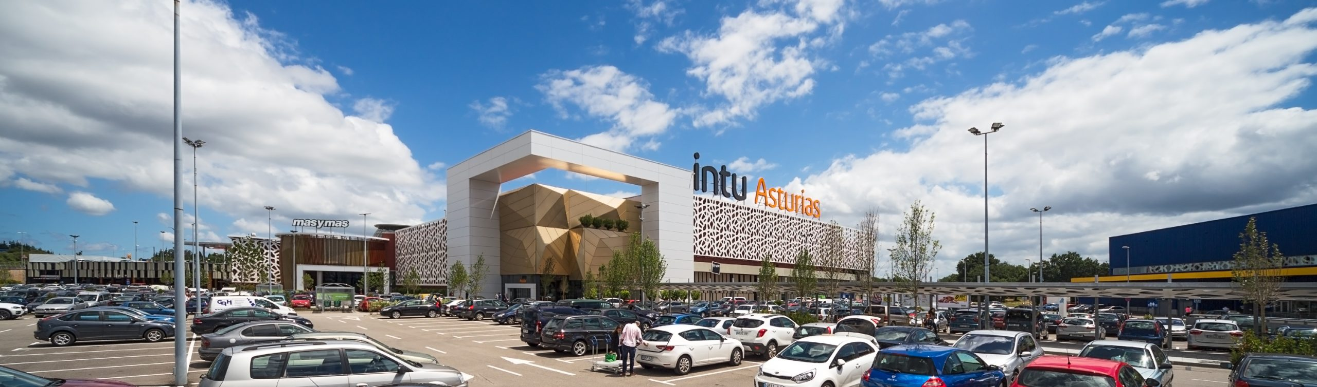 ECE Fund II in Spain buys Intu Asturias shopping center in Oviedo from intu properties plc and Canada Pension Plan Investment Board for EUR 290 million