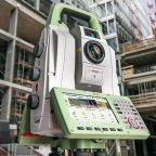 Measurement professionals can now perform all surveying tasks with one instrument - the newest version of Leica Nova MS60 MultiStation