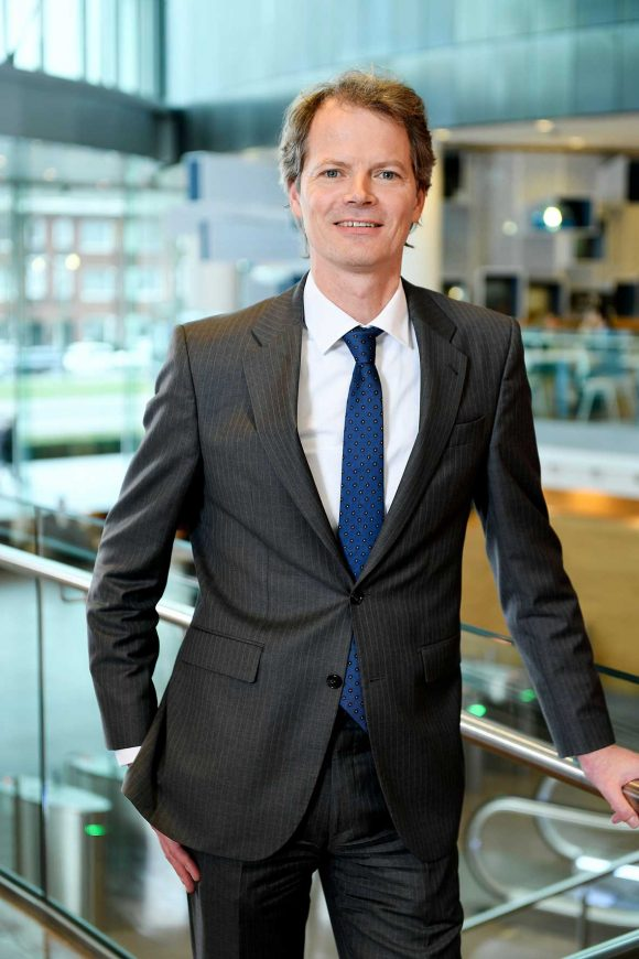 Bas Brouwers, Chief Financial Officer Rabobank