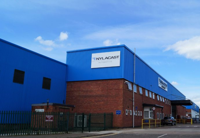 Polymer assemblies and components manufacturer Nylacast takes over Viva Nylons of Leicester, UK