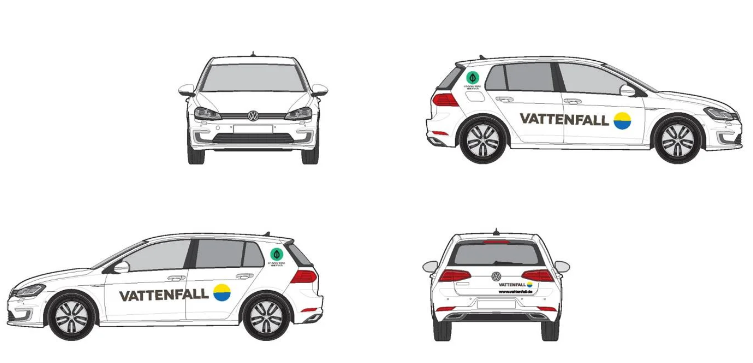 E-mobility: Vattenfall decides on new policies to further electrify its own car fleet