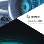 Hexagon: 2019 Annual and Sustainability reports published; AGM's date on 29 Apr 2020 remains unchanged