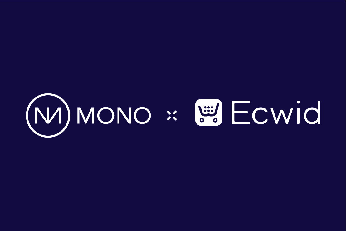 Mono Solutions and Ecwid partner for the seamless delivery of websites with e-commerce for small businesses