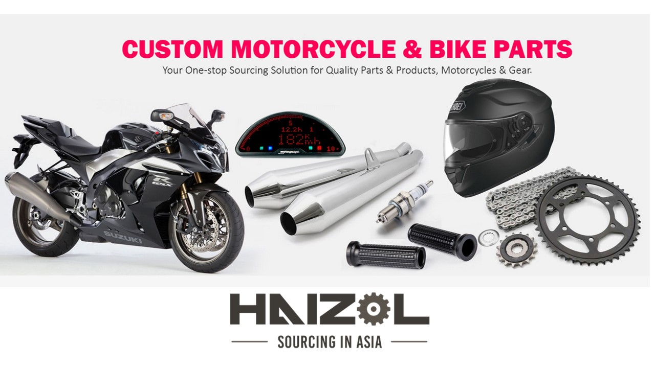 Haizol Expand its Capabilities into Motorcycle Manufacturing & Custom Made Bike Parts