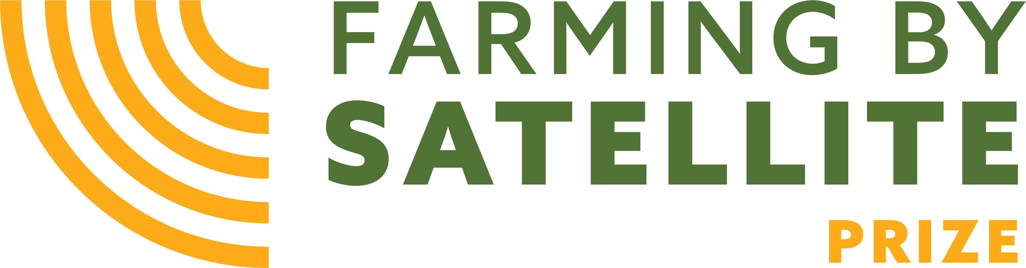 Farming by Satellite Logo