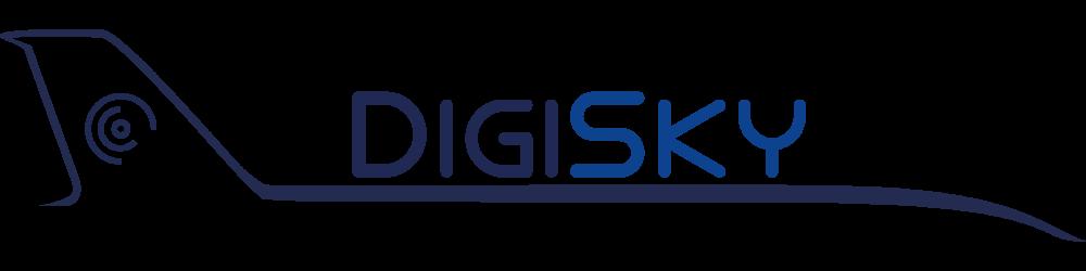 DigiSky logo