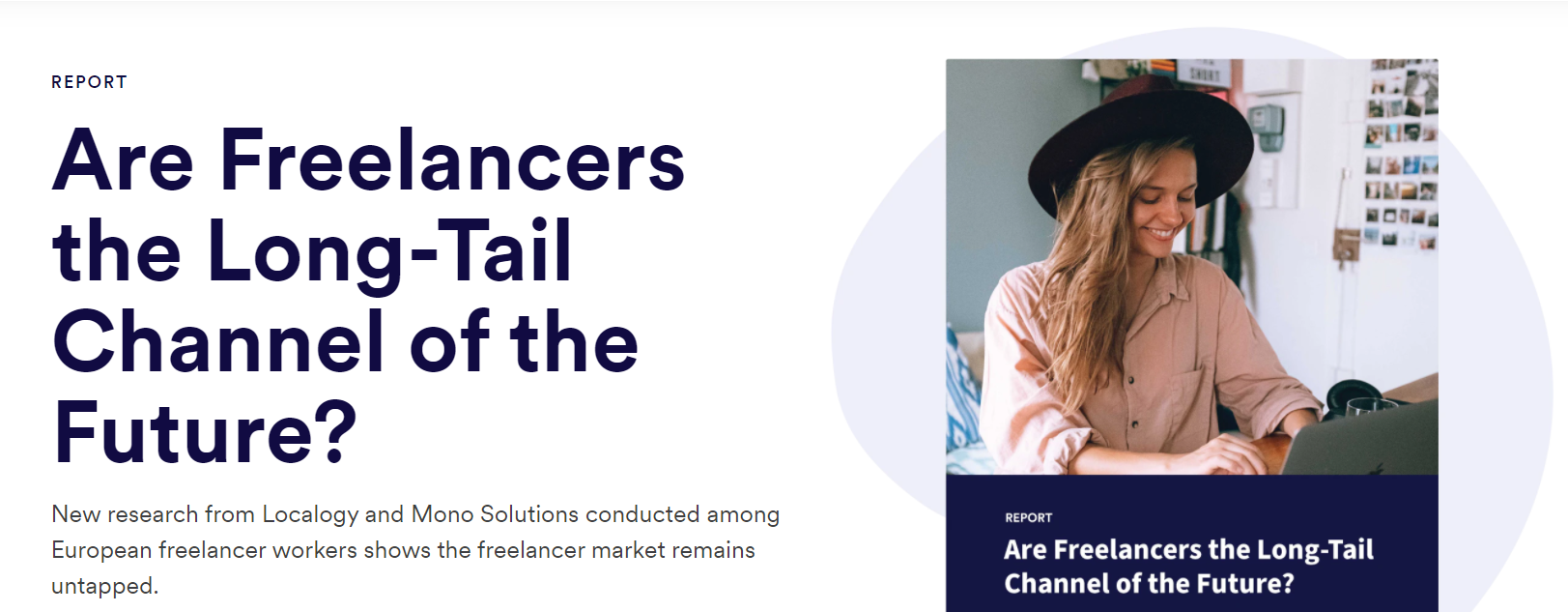 Are Freelancers the Long-Tail Channel of the Future