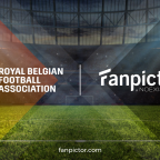 Fanpictor signs multi-year partnership with Royal Belgian Football Association