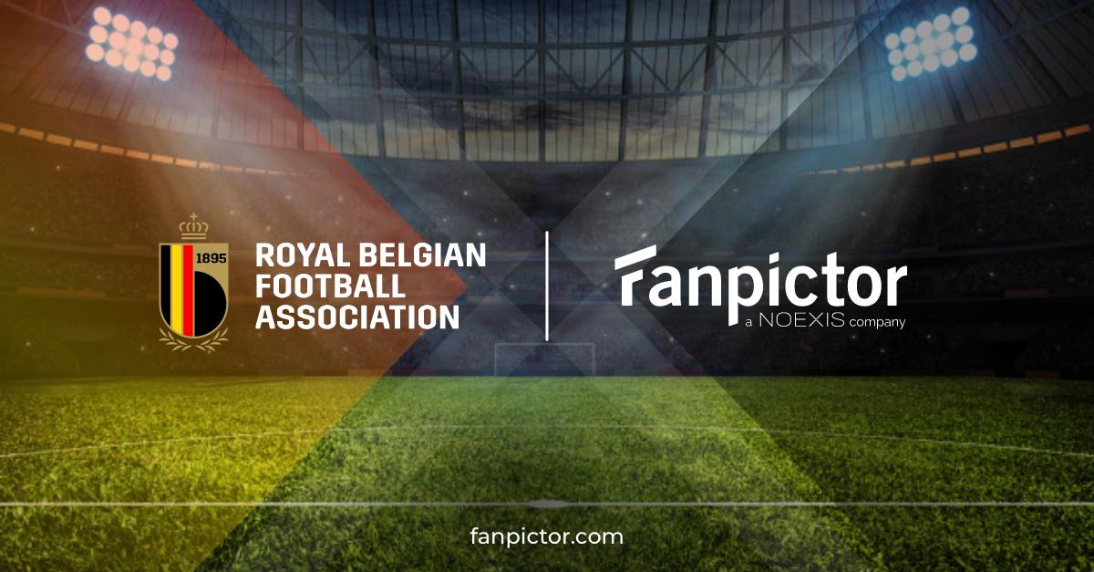 Fanpictor unterzeichnet mehrjährige Partnerschaft mit dem Königlich Belgischen Fussballverband