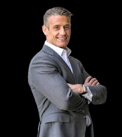 Sergio van Luijk, Managing Director at Cap Expand Partners